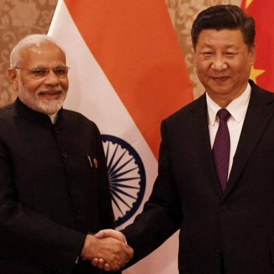 Chinese President Xi Jinping Visits India to Meet Narendra Modi