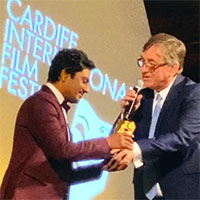 Nawazuddin Siddiqui Honoured at International Film Festival