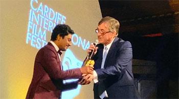 Nawazuddin Siddiqui Honoured at International Film Festival