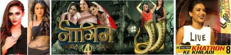 Nia Sharma & Aalisha Panwar to Play Lead in Naagin 4