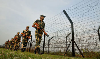 India and Pakistan exchanged fire in disputed Kashmir