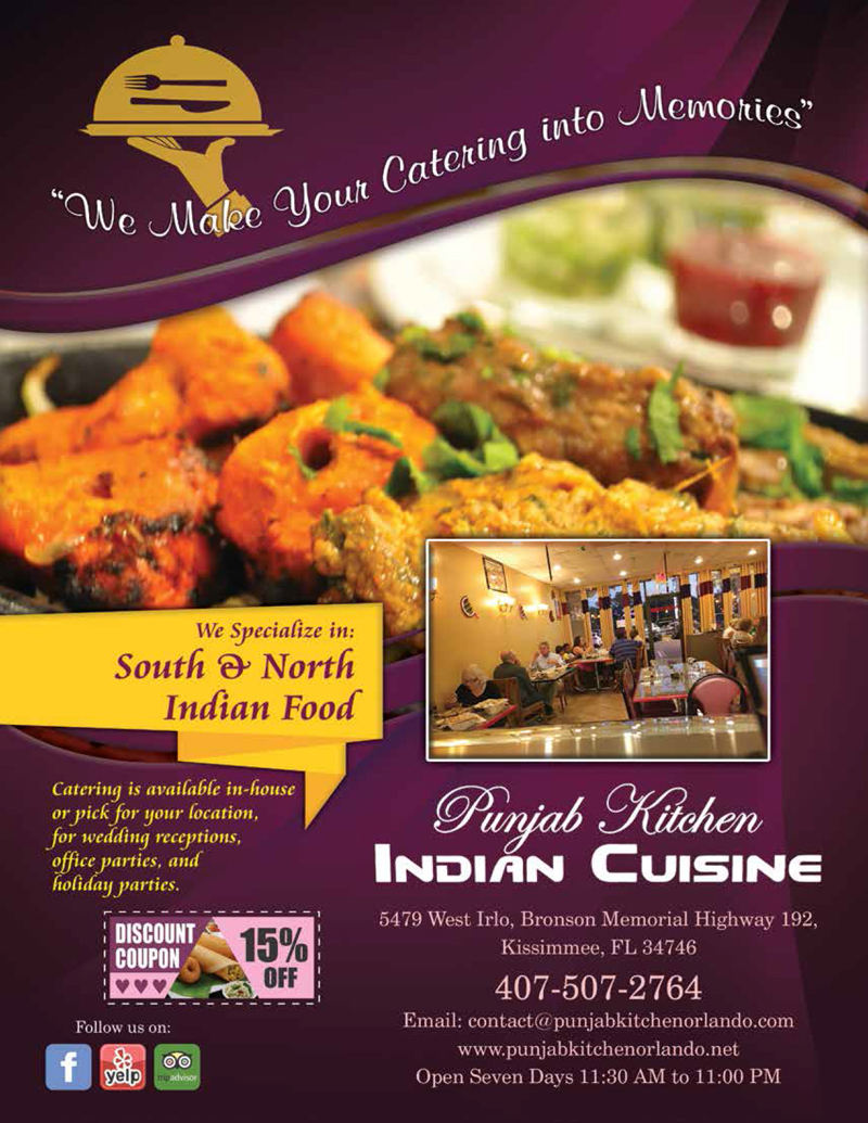 Punjab Kitchen Indian Cuisine