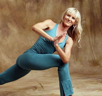 American yoga teacher Shiva Rea