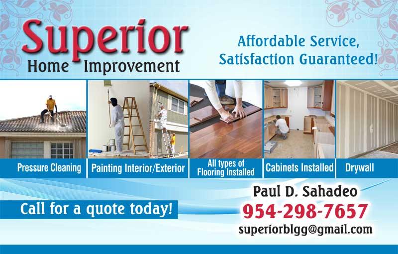 Superior Home Improvement