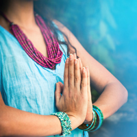 Why 'Namaste' has Become the Perfect Pandemic Greeting