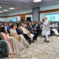 Cast of Taarak Mehta Ka Ooltah Chashmah Meets PM Narendra Modi