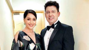 Madhuri and Sriram Nene celebrate their 21st Anniversary!