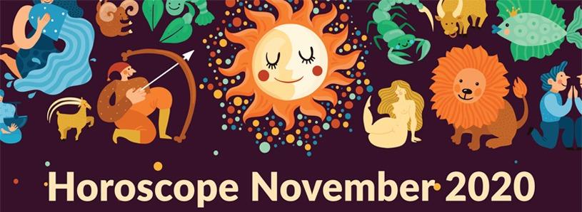 Horoscope November 2020