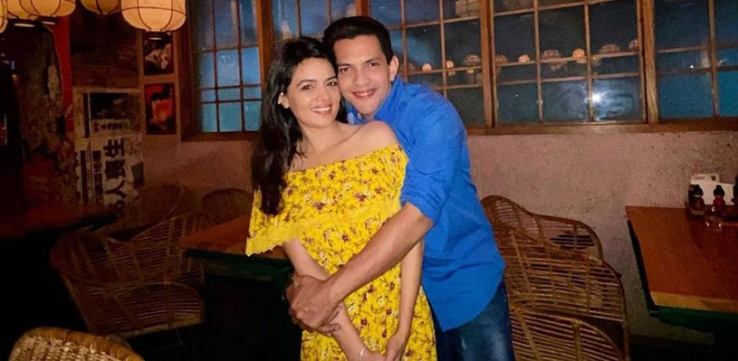 Aditya Narayan and Shweta Agarwal