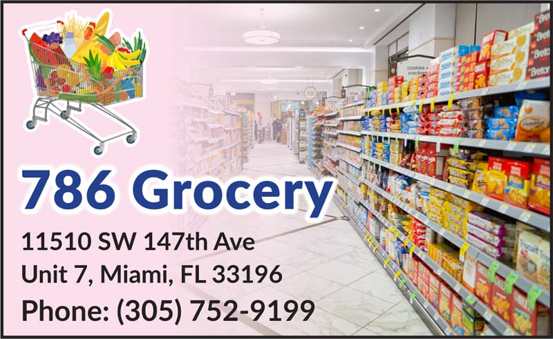 786 Grocery