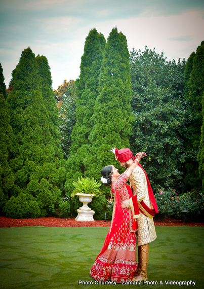 See this lovely indian bride and groom capture