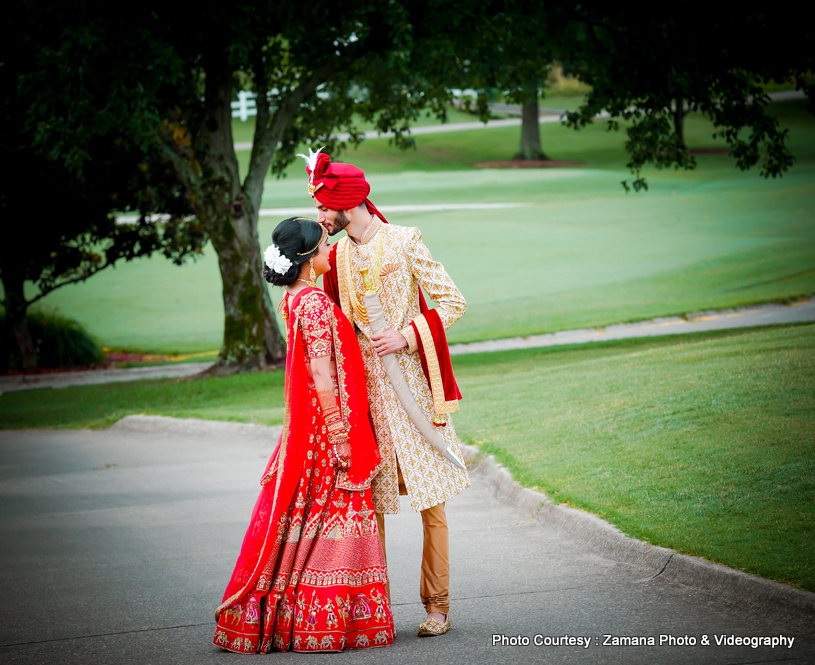 Fascinating indian Wedding Photoshoot