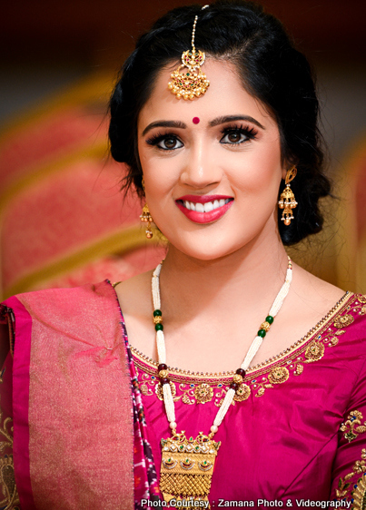 Goegeous Indian bride