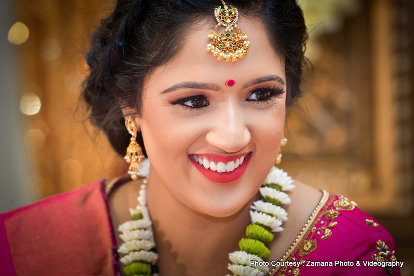 Marvelous indian bride