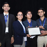 Marconi Society Awards Indian Students Tackling Women's Safety & Air Pollution