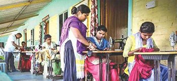Ekal Vidyalaya seeks to empower the village community