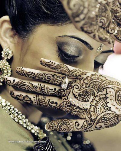 How to Choose a Bridal Mehndi Artist