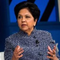 Indra Nooyi Inducted into Smithsonian National Portrait Gallery