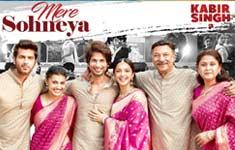 """Mere Sohneya"" – Kabir Singh"