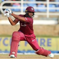 Pooran suspended for four games for changing condition of the ball
