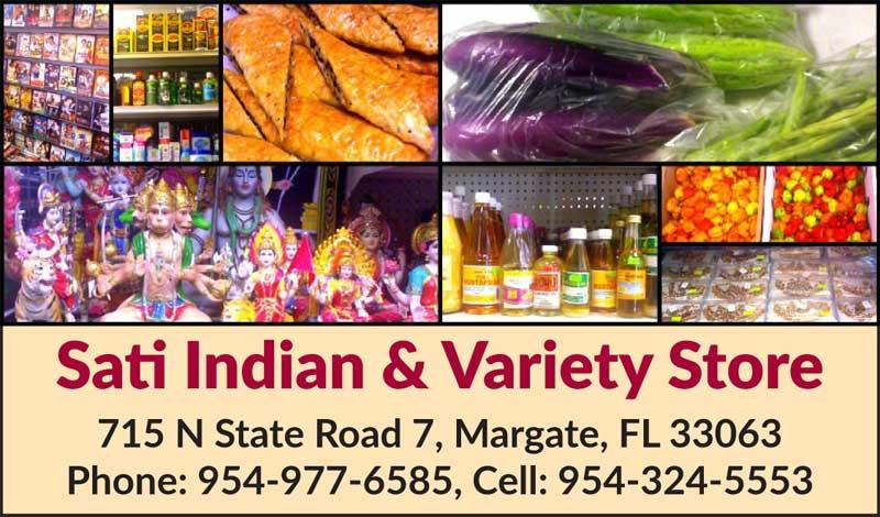 Sati Indian & Variety Store