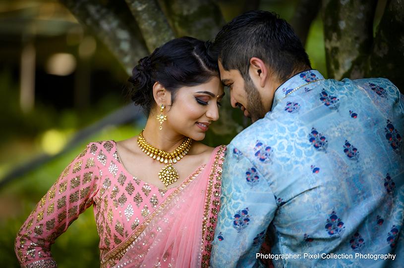 Fascinating indian Wedding Photoshoot
