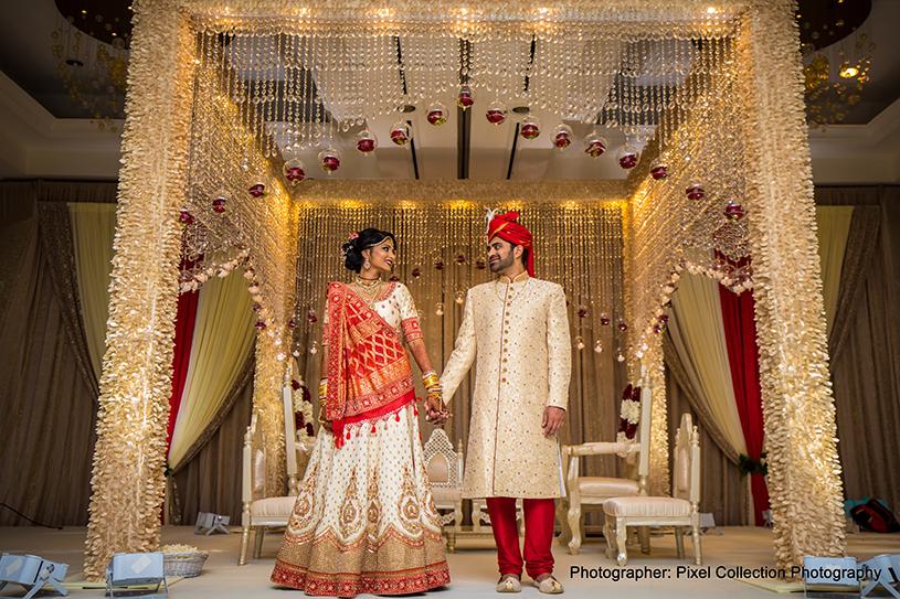 Sensational wedding decor