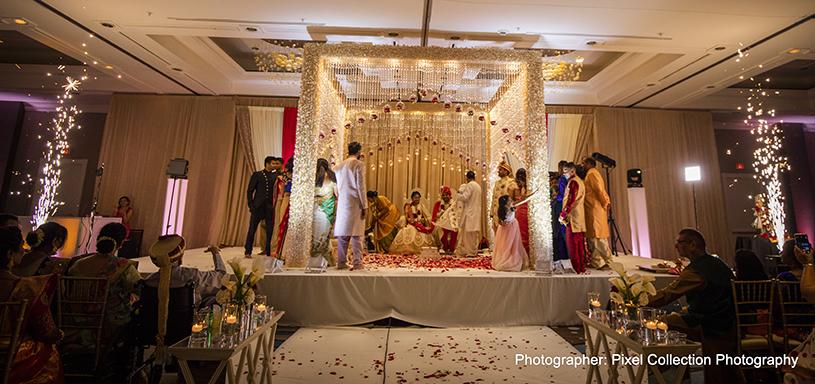 Astonishing Indian Wedding Mandap