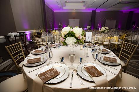 Lovely Decor of Dinner table