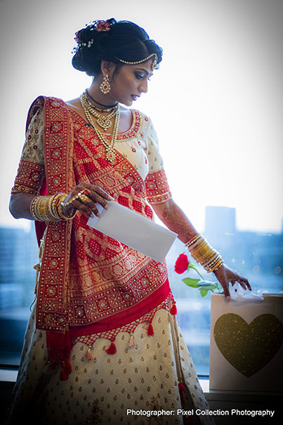 Adorable Indian Bride to be