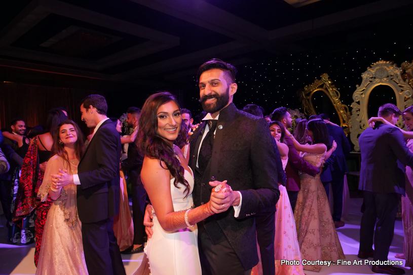 Fantastic Indian Couple Click