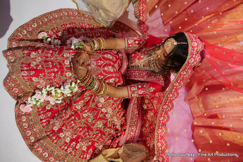 Indian Bridal Outfit