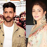 Hrithik Roshan & Anushka Sharma in Satte Pe Satta Remake