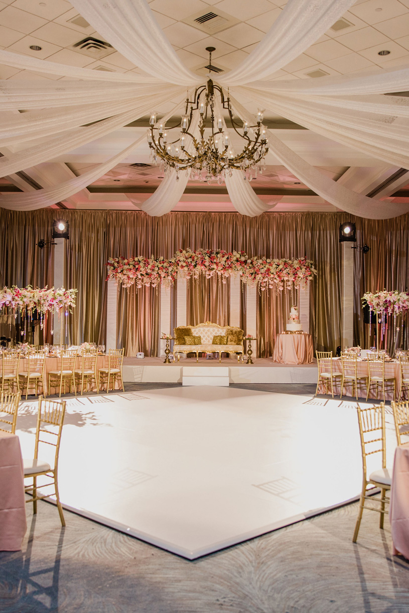 Wonderful wedding decor