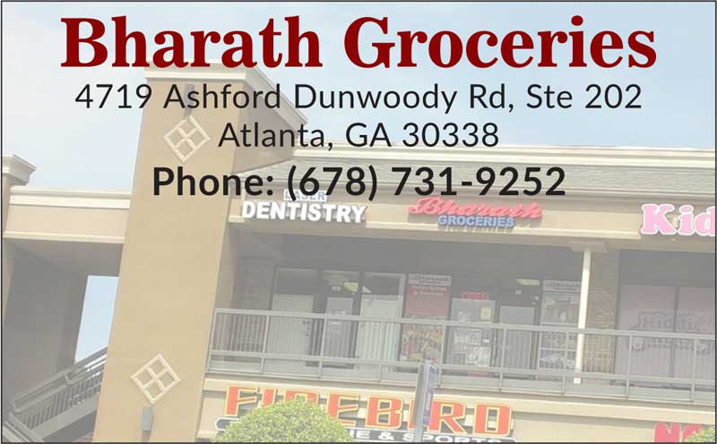 Bharath Groceries