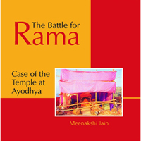 Book Review - The Battle for Rama Case of the Temple at Ayodhya-ftr