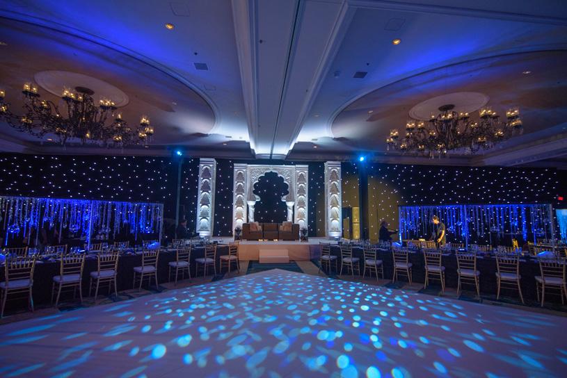 Indian Reception Decoration