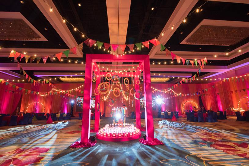 Wonderful wedding Decoration