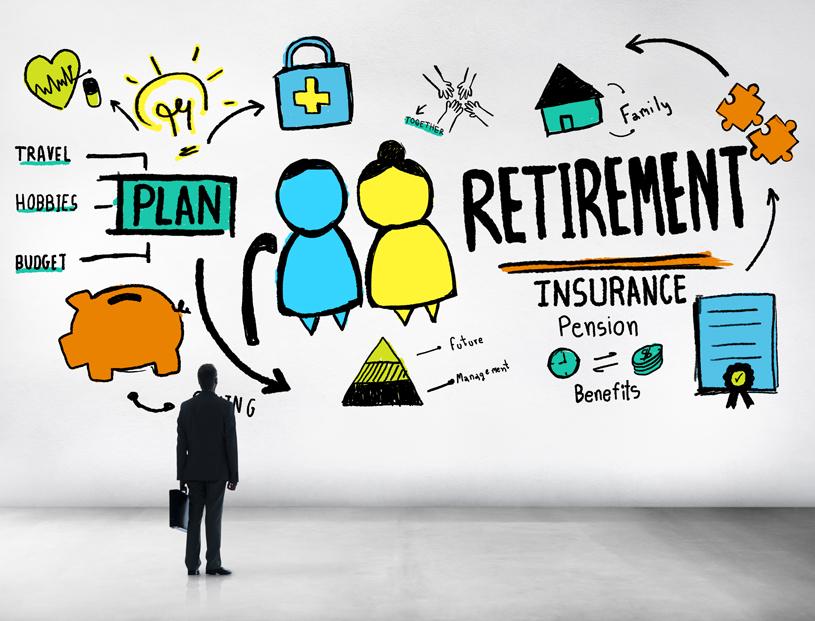 own financial future