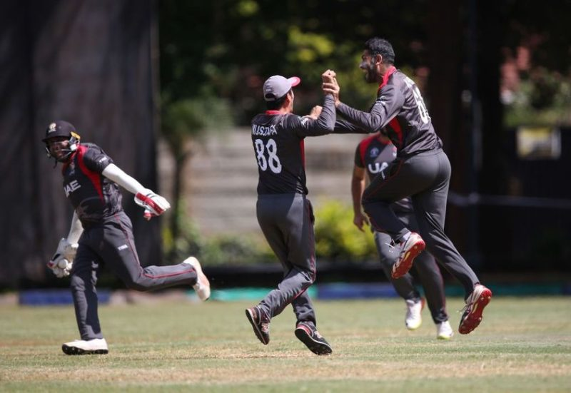 UAE in ICC Men's Cricket World Cup
