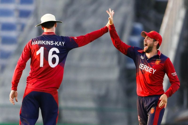 Jersey announce squad for ICC Cricket World Cup