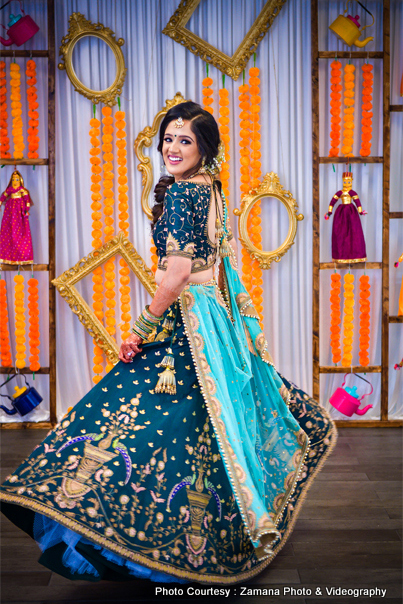 Excellent Photo Shoot of Indian Bride