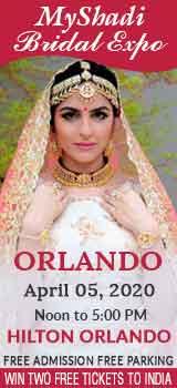 Myshadi Bridal Expo Orlando 2020