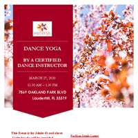 Dance Yoga in Lauderhill
