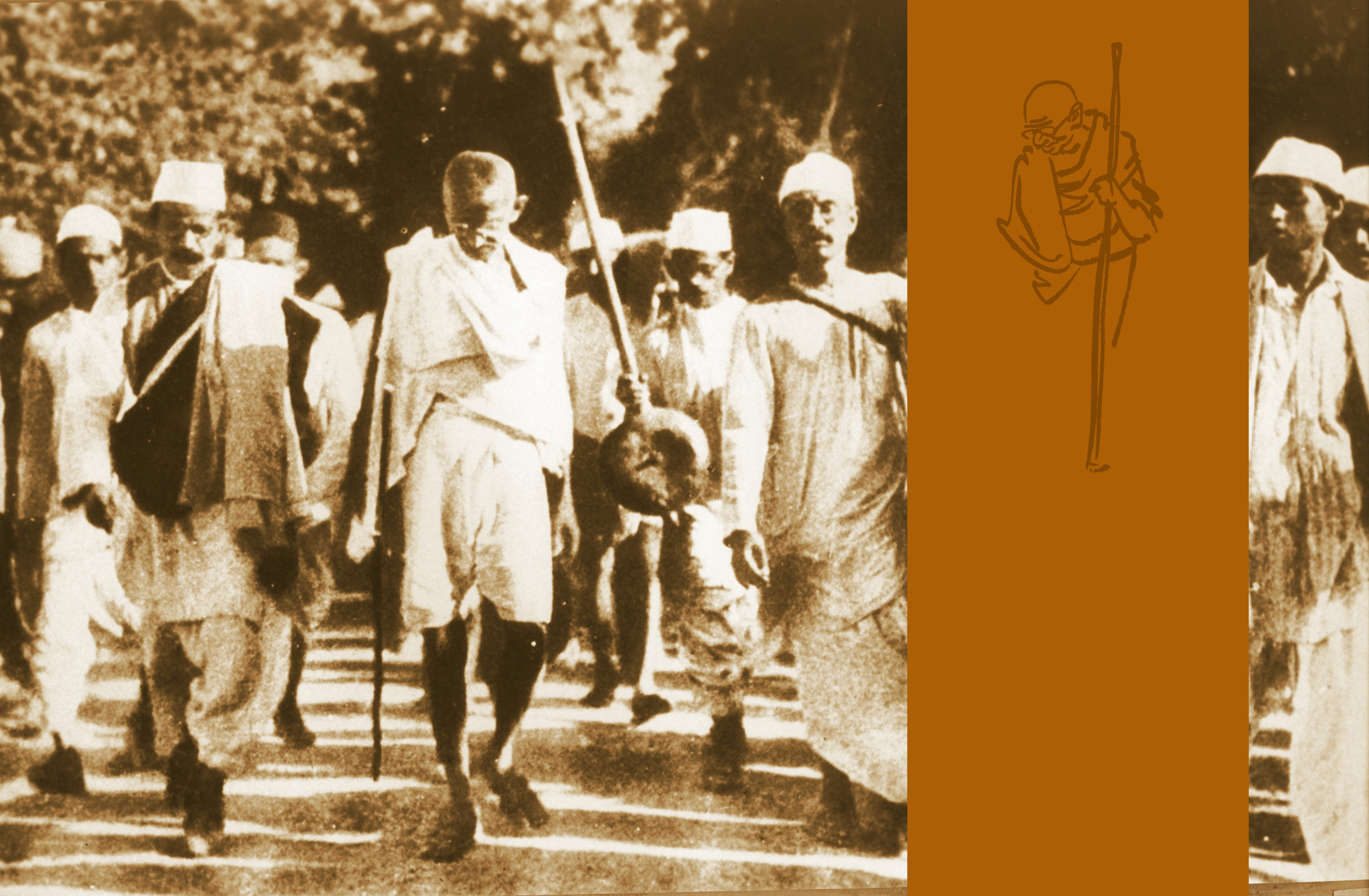 Historic Dandi March By Raj Shah