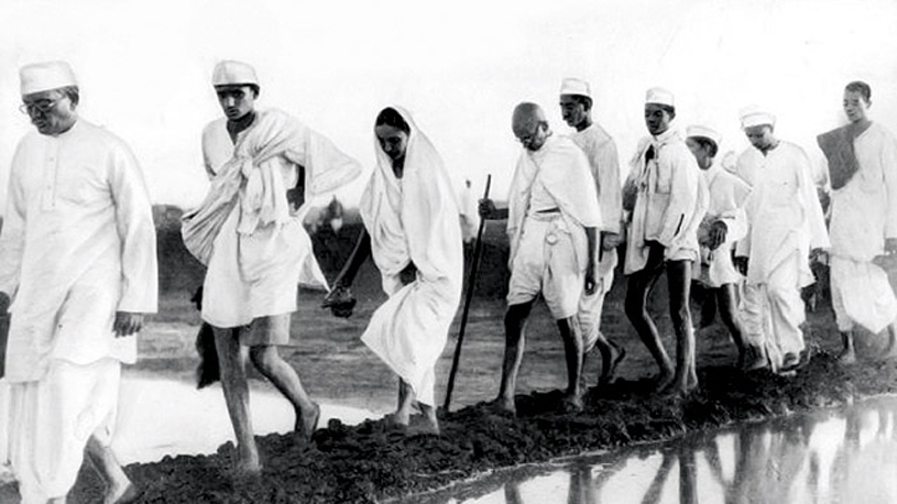 A Satyagrahi, whether free or incarcerated, is ever victorious