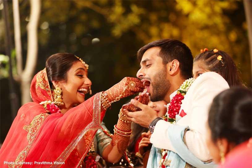 Indian Wedding Rituals During 7 Pheras