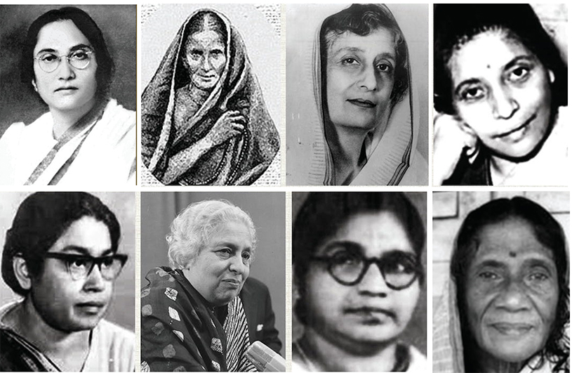 Women's History Month: 15 Women Who Shaped the Indian Constitution