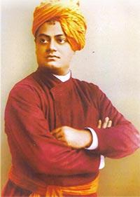 spiritual leader Swami Vivekanad