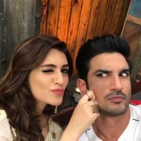 6Kriti Sanon And Sushant Singh Rajput During Raabta Promotions 002 E1593520886301